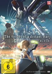 The Voices of a Distant Star Filmplakat
