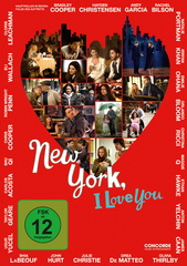 New York, I Love You Filmplakat
