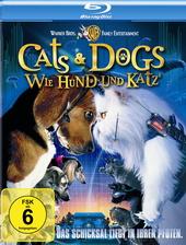 Cats & Dogs - Wie Hund und Katz Filmplakat
