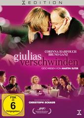 Giulias Verschwinden Filmplakat