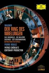 Wagner, Richard - Der Ring des Nibelungen (8 DVDs) Filmplakat