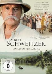 Albert Schweitzer - Ein Leben für Afrika Filmplakat