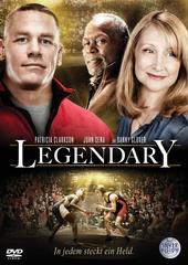 Legendary - In jedem steckt ein Held Filmplakat