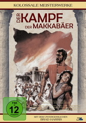 Der Kampf der Makkabäer Filmplakat