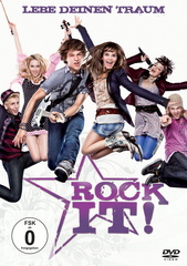Rock It! Filmplakat