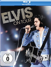 Elvis on Tour Filmplakat