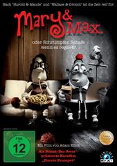 Mary & Max oder Schrumpfen Schafe wenn es regnet? Filmplakat