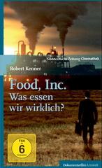 Food Inc. - Was essen wir wirklich? Filmplakat
