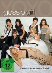 Gossip Girl - Die komplette zweite Staffel (7 Discs) Filmplakat