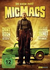 Micmacs - Uns gehört Paris! Filmplakat