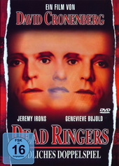 Dead Ringers - Tödliches Doppelspiel Filmplakat