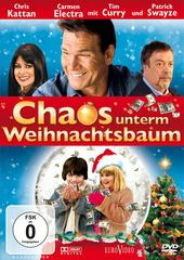 Chaos unterm Weihnachtsbaum Filmplakat