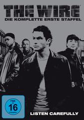 The Wire - Die komplette erste Staffel (5 Discs) Filmplakat