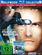 Minority Report Filmplakat