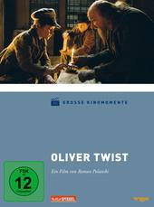 Oliver Twist Filmplakat