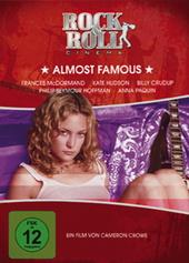 Almost Famous - Fast berühmt (Kinofassung) Filmplakat