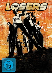 The Losers Filmplakat