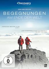 Begegnungen am Ende der Welt (2 Discs) Filmplakat