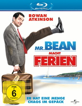 Mr. Bean macht Ferien Filmplakat