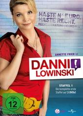 Danni Lowinski - Staffel 1 (3 Discs) Filmplakat