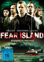 Fear Island - Mörderische Unschuld Filmplakat