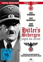 Hitlers Schergen jagen nie allein Filmplakat