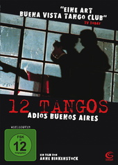 12 Tangos - Adios Buenos Aires (Soundtrack Edition) Filmplakat