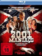 2001 Maniacs Filmplakat