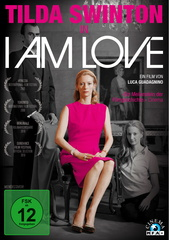 I Am Love Filmplakat