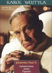 Karol Wojtyla - Geheimnisse eines Papstes Filmplakat