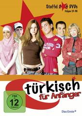 Türkisch für Anfänger - Staffel 2 (4 Discs) Filmplakat