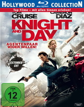 Knight and Day - Agentenpaar wider Willen (Extended Cut) Filmplakat