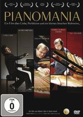 PianoMania (tlw. OmU) Filmplakat