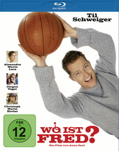 Wo ist Fred? Filmplakat