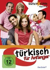 Türkisch für Anfänger - Staffel 3 (3 Discs) Filmplakat