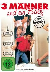 3 Männer und 1 Baby Filmplakat