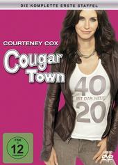 Cougar Town - Die komplette erste Staffel (4 Discs) Filmplakat