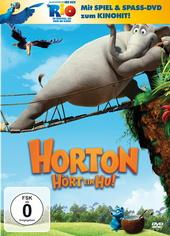 Horton hört ein Hu! (+ Rio Activity Disc) Filmplakat