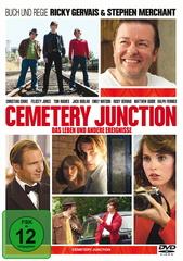 Cemetery Junction - Das Leben und andere Ereignisse (I Feel Good!) Filmplakat