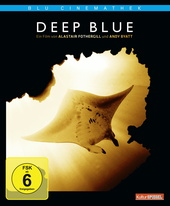Deep Blue (Blu Cinemathek) Filmplakat