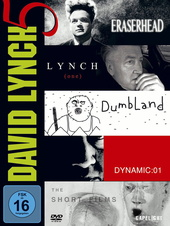 David Lynch 5 (5 Discs) Filmplakat