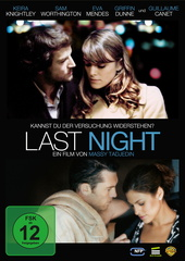Last Night Filmplakat