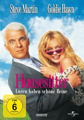 Housesitter - Lügen haben schöne Beine Filmplakat