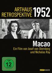 Arthaus Retrospektive 1952 - Macao Filmplakat