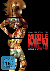 Middle Men Filmplakat