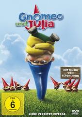 Gnomeo und Julia Filmplakat