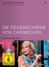 Die Regenschirme von Cherbourg (OmU) Filmplakat