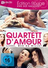 Quartett D'Amour - Liebe, wen du willst Filmplakat