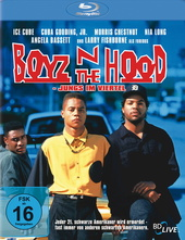 Boyz N The Hood - Jungs im Viertel Filmplakat