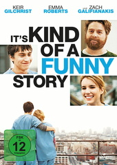 It's Kind of a Funny Story Filmplakat